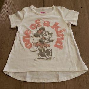 $4 w/ bundle! Disney Minnie One of a Kind T-Shirt